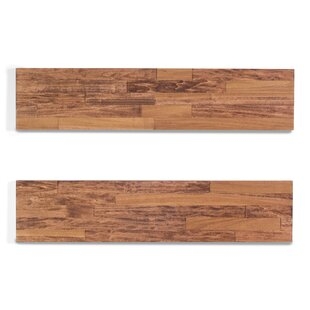 Knick knack shelf made of maple and poplar