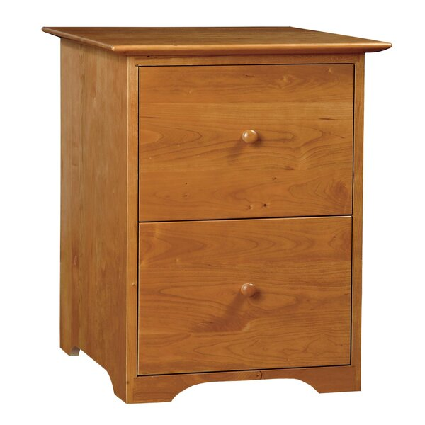 Sarah 2-Drawer Vertical File by Copeland Furniture