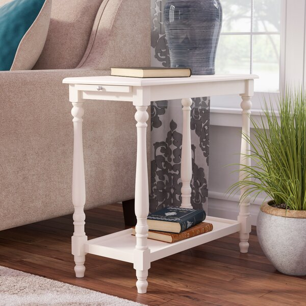 Ridgedale End Table by Three Posts