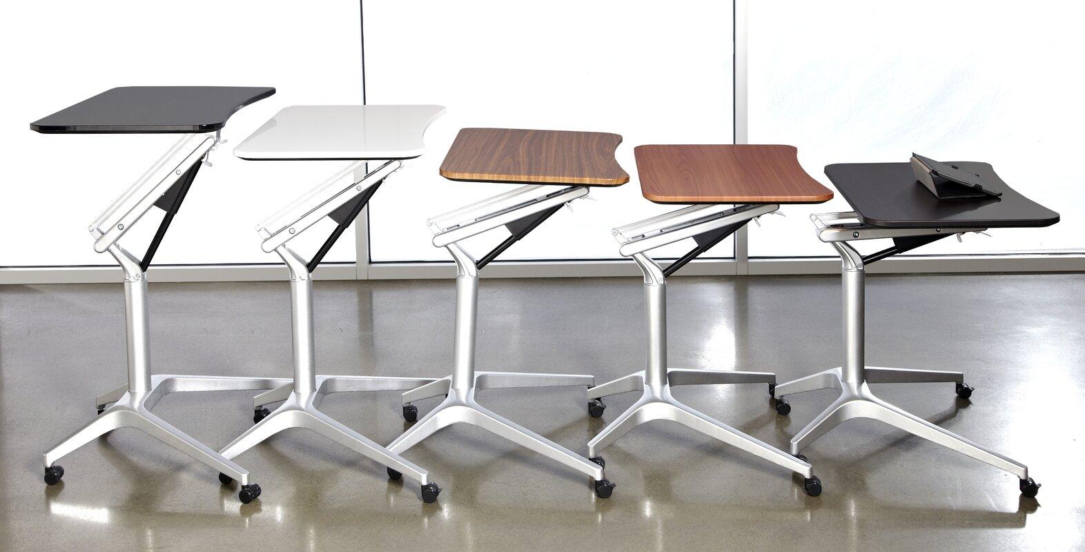 Haaken Furniture Workpad Standing Desk Amp Reviews Wayfair
