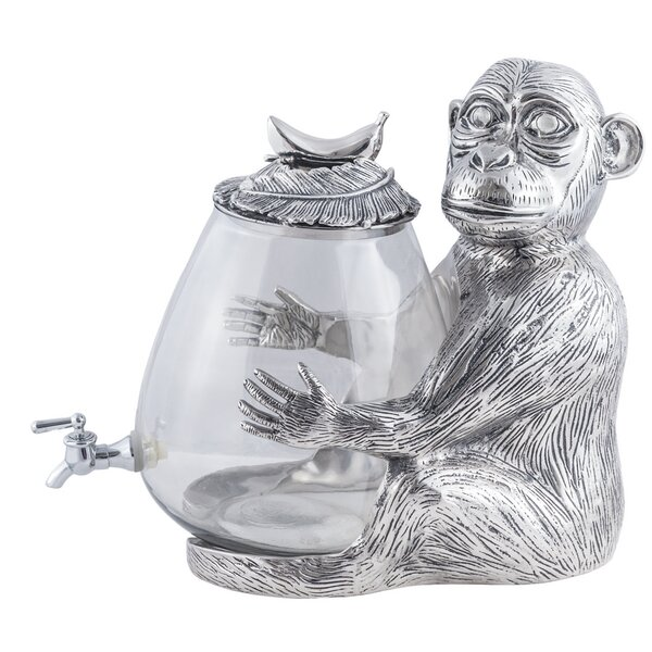 Safari Monkey Beverage Dispenser by Star Home