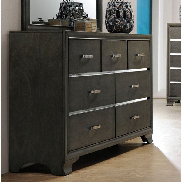 Anadolu 7 Drawer Dresser by Ivy Bronx