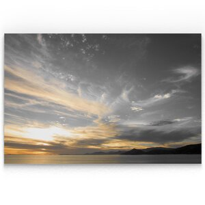 'Sky Above' Photographic Print on Wrapped Canvas by Latitude Run