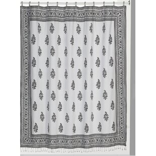 Blumer 100 Cotton Shower Curtain