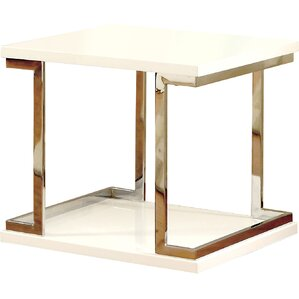Wright End Table by Hokku Designs
