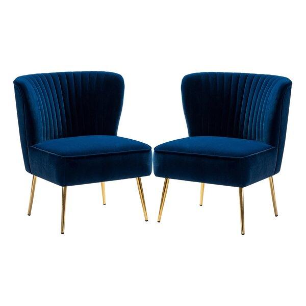 Erasmus Side Chair (Set of 2) by Mercer41 Mercer41