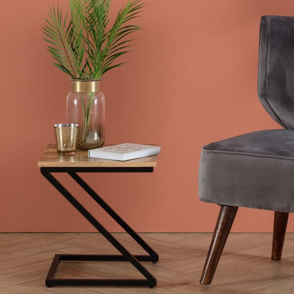Meadowlands End Table by Wrought Studio