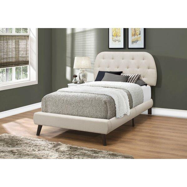 Springdale Upholstered Standard Bed by Wrought Studio