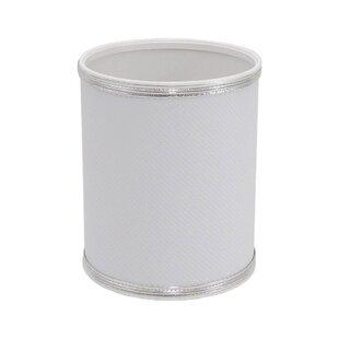 Bathroom Trash Cans Youll Love Wayfair - White bathroom trash can