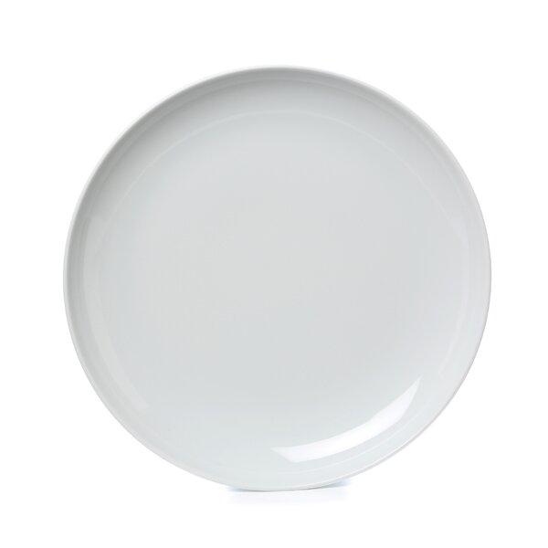 Five Senses White 10.6 Dinner Plate by KAHLA