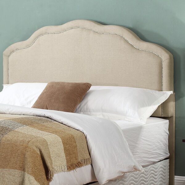 Chinn Upholstered Panel Headboard by Ophelia & Co. Ophelia & Co.
