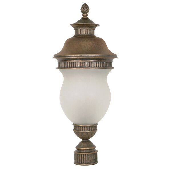 Topsham 3-Light Lantern Head by World Menagerie