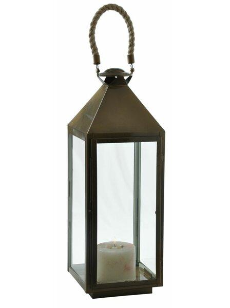 Hudson Valley Crown Lantern by Fashion N You by Horizon Interseas