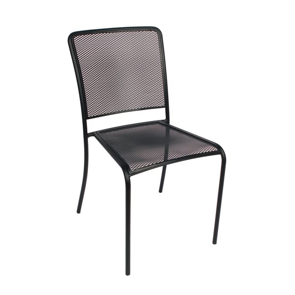 Chesapeake Stacking Patio Dining Chair by BFM Seating BFM Seating