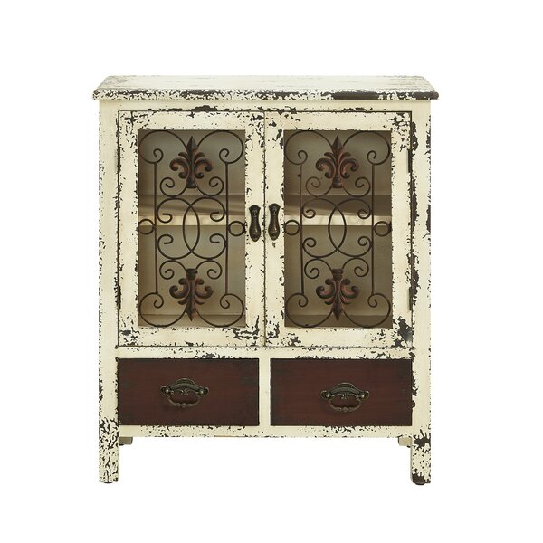 Rametta 2 Door Accent Cabinet by Ophelia & Co.