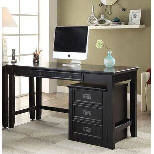 Sebastiao Desk by DarHome Co Great Reviews