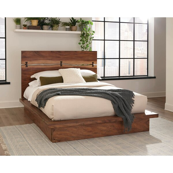 Schmitt Storage Platform Bed by Loon Peak