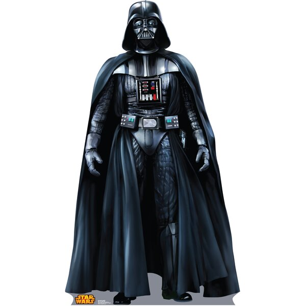 Star Wars Darth Vader Cardboard Cutout by Advanced Graphics