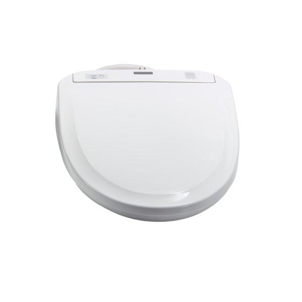 Washlet S300e Round Toilet Seat Bidet by Toto