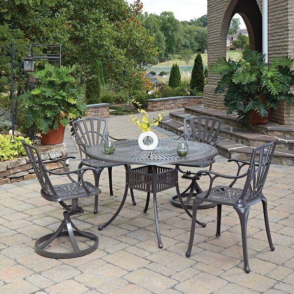 Frontenac 5 Piece Dining Set by Astoria Grand