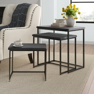 Southam 3 Piece Nesting Tables by Three Posts