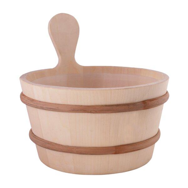 1 Gal Sauna Bucket by Premium Saunas