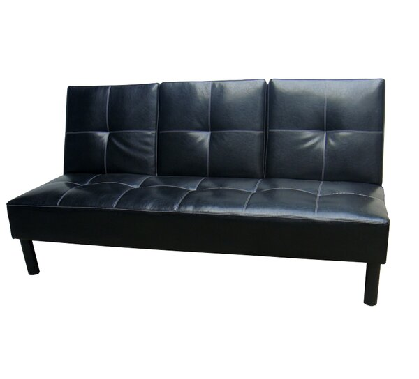 Click Clack Convertible Sofa by Hazelwood Home