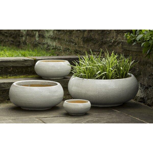 Pettengill 4-Piece Terra Cotta Pot Planter Set by Latitude Run