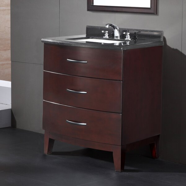 Tobo 30 Single Bathroom Vanity Set by Ove Decors
