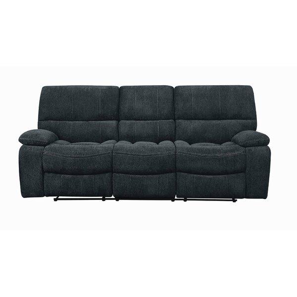 Nickols Reclining Sofa by Red Barrel Studio