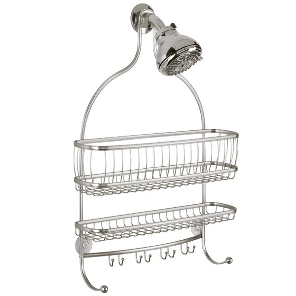 Eisenman Extra Shower Caddy by Rebrilliant