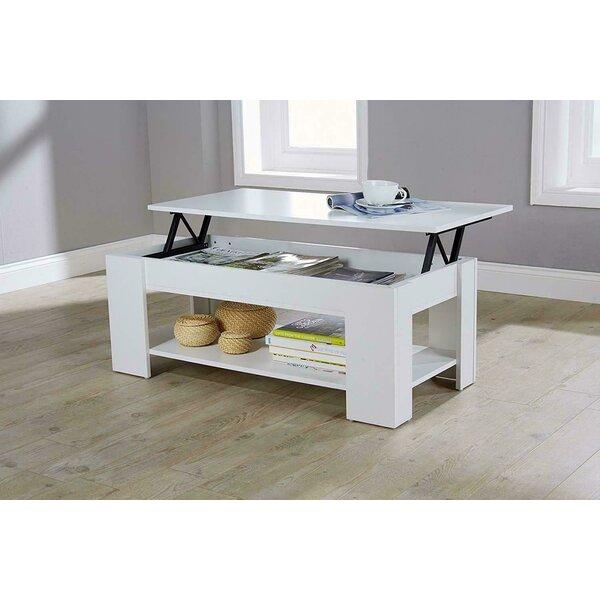 Margaretha Lift-Top Coffee Table By Latitude Run