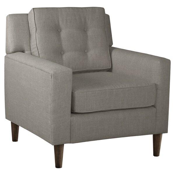 Dustin Armchair by Skyline Furniture