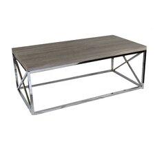 Metal Coffee Table by Sagebrook Home