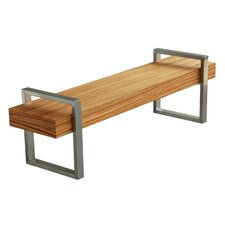 Return Wooden Entryway Bench by Gus* Modern