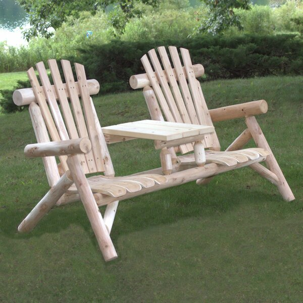 Tete-A-Tete Adirondack Seating Group by Lakeland Mills