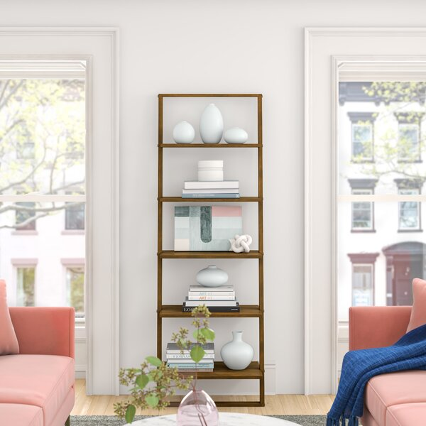 Noelle Ladder Bookcase By Foundstone