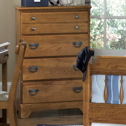 Creek Side 4 Drawer Chest by Carolina Furniture Works, Inc.