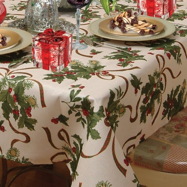 Mcgriff Tablecloth by Three Posts