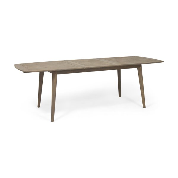 Pals Extendable Wooden Dining Table by George Oliver