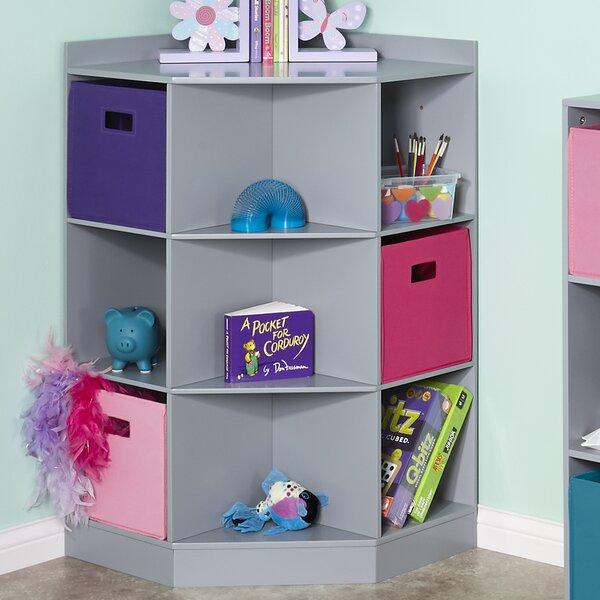 RiverRidge 6-Cubby, 3-Shelf Toy Organizer by RiverRidge Home