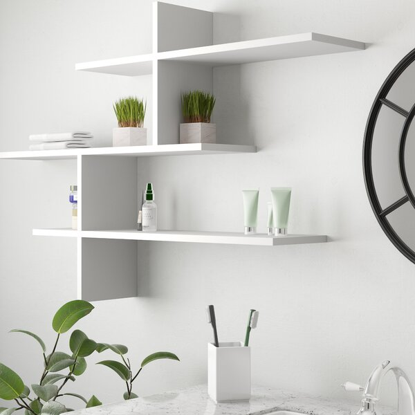 Mckelvy Modern Wall Shelf by Ivy Bronx