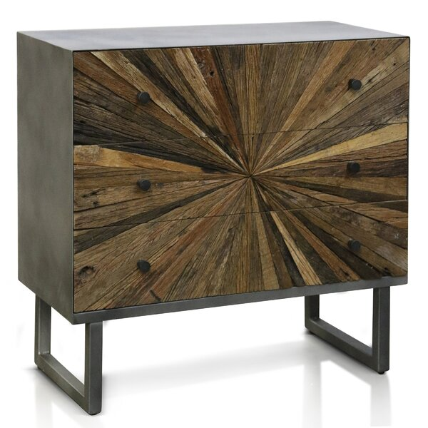 Melodie 3 Drawer Accent chest