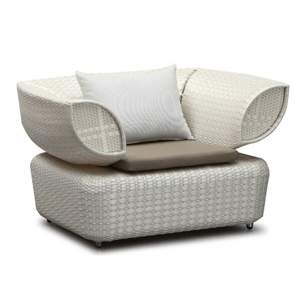 Airy Chair with Cushion (Set of 2) by 100 Essentials