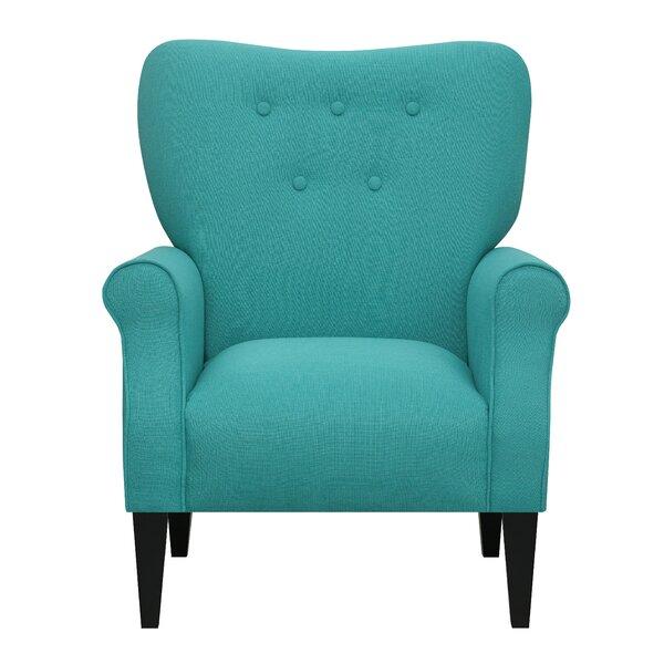 Manz Armchair By Alcott Hill