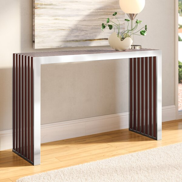 Gunnar Console Table II by Wade Logan Wade Logan