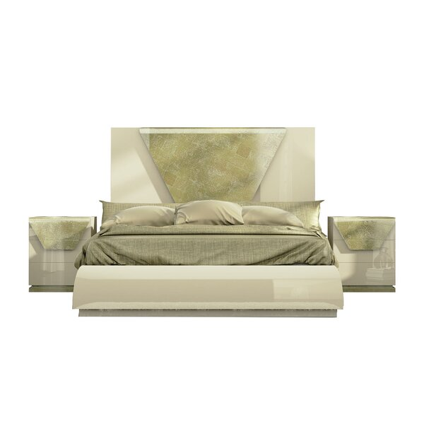 Helotes Standard 3 Piece Bedroom Set By Orren Ellis by Orren Ellis Cool