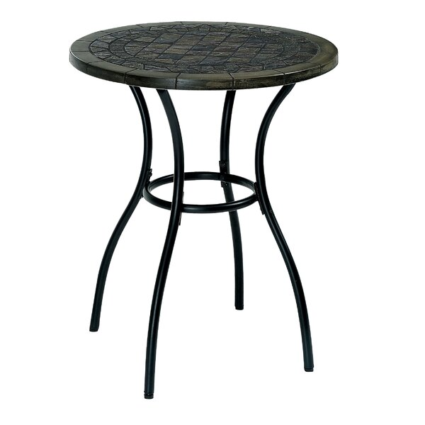 Marian Bistro Table by Bungalow Rose