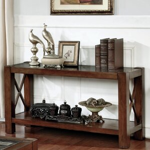 Brandenburg Transitional Console Table by Re..