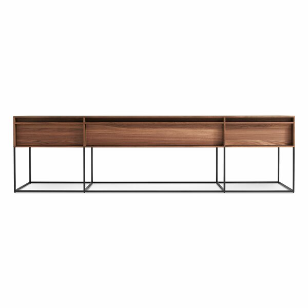 Blu Dot Brown Console Tables